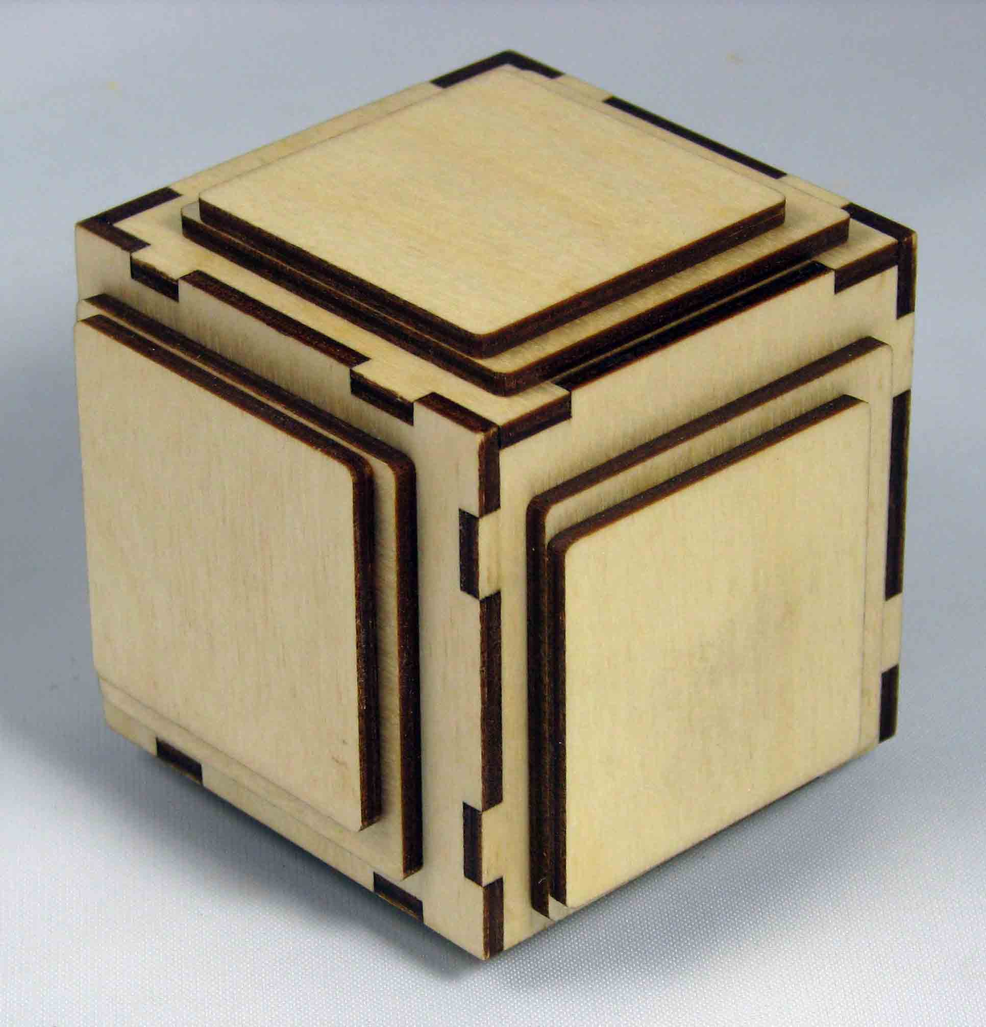 Chinese Puzzle Box | www.galleryhip.com - The Hippest Pics